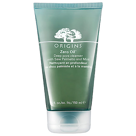 """ A foaming cleanser that helps clear pores, eliminate excess oil, and reduce shine. This maximum-strength foaming cleanser leaves skin tingly clean and refreshed. Formulated with skin-clearing saw palmetto, cooling mint, and pore-minimizing salicylic acid, these natural ingredients delete excess oil without overdrying skin. Pores are refined. Shine is reduced. And skin feels refreshed. Of course, less oil can lessen the likelihood of breakouts and blackheads. For oily skin. """