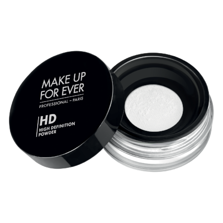 """Revamped and now more transparent, weightless, and blurring than ever, this is the ultimate finishing powder. The silica- and silicon-based formula delivers a naturally matte, light-diffusing effect, while minimizing the appearance of pores and fine lines. Formulated to look invisible under Ultra HD 4K technology, this loose power is perfect for every skintone with a non-drying formula that creates a visibly flawless finish in any light."""