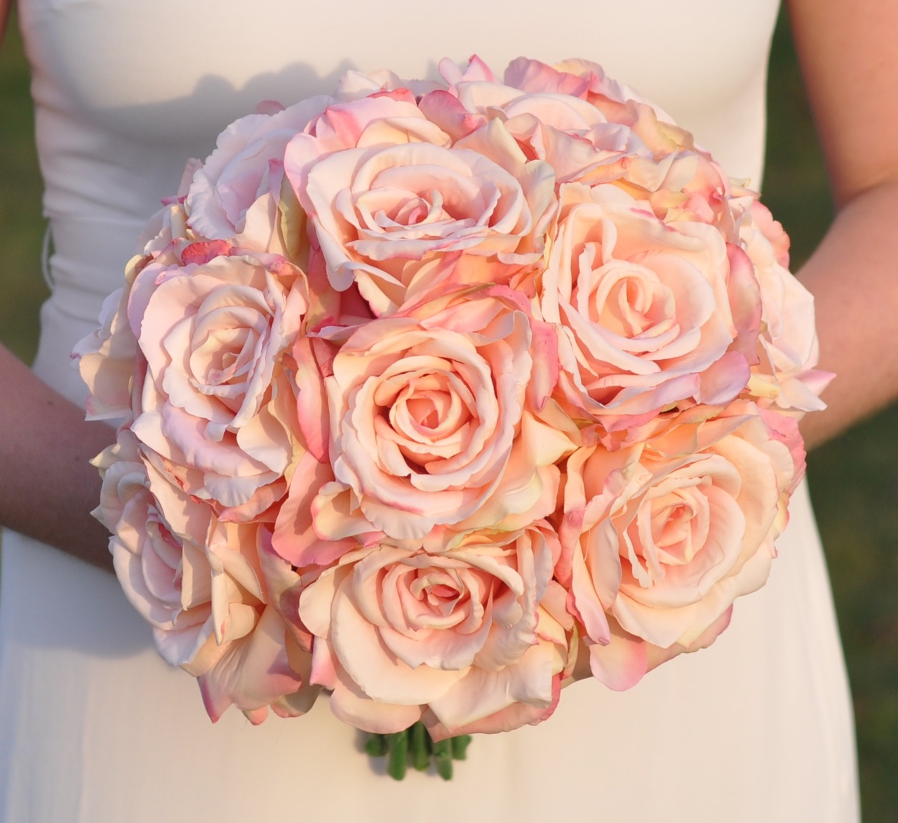 Pink Wedding Flowers Hollys Wedding Flowers