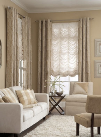 Holland Interiors Custom Designed Window Treatments