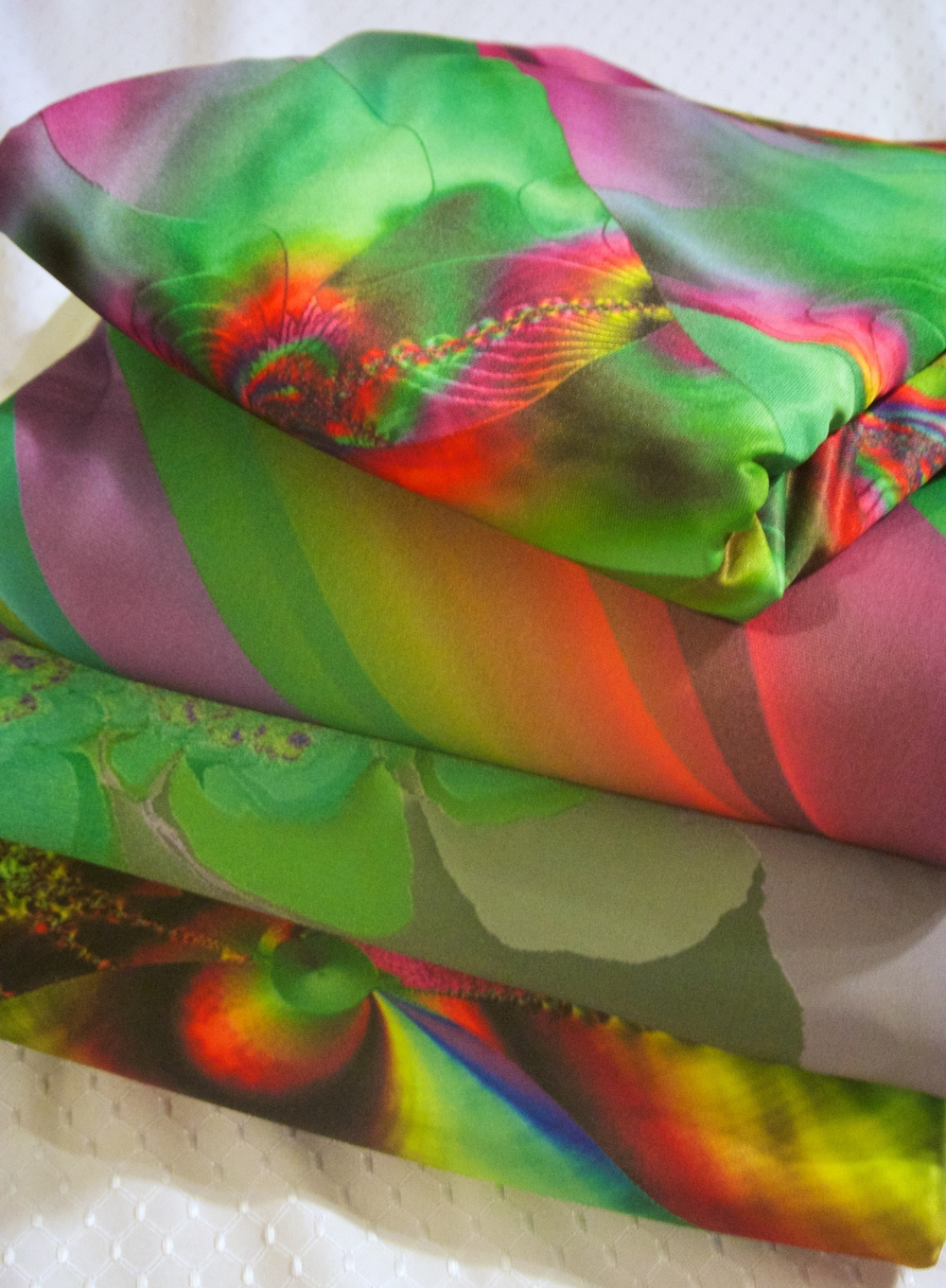 Fractal Fabric