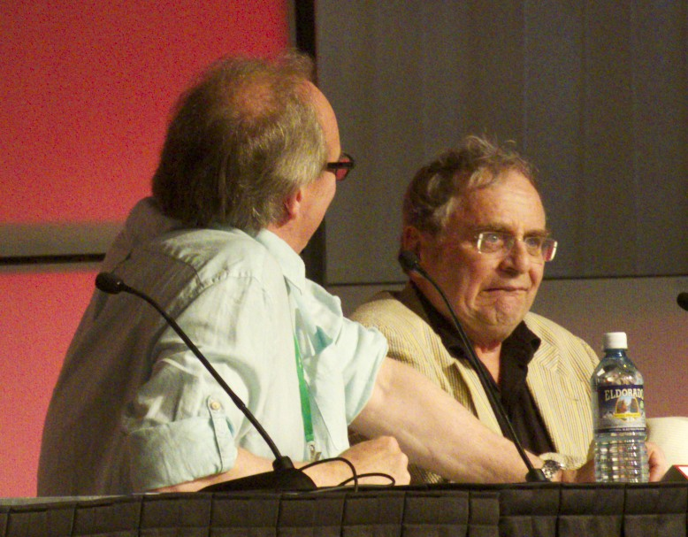 The many faces of Sylvester McCoy