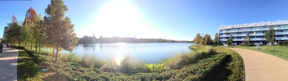 Days 1 & 5 - Hourglass Lake
