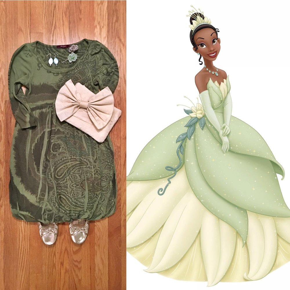 Princess and the Frog - Tiana