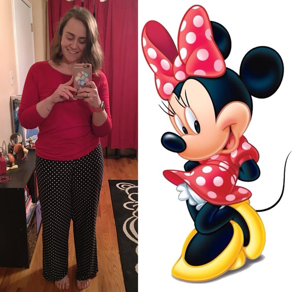 Fab 5 Friday - Minnie Mouse