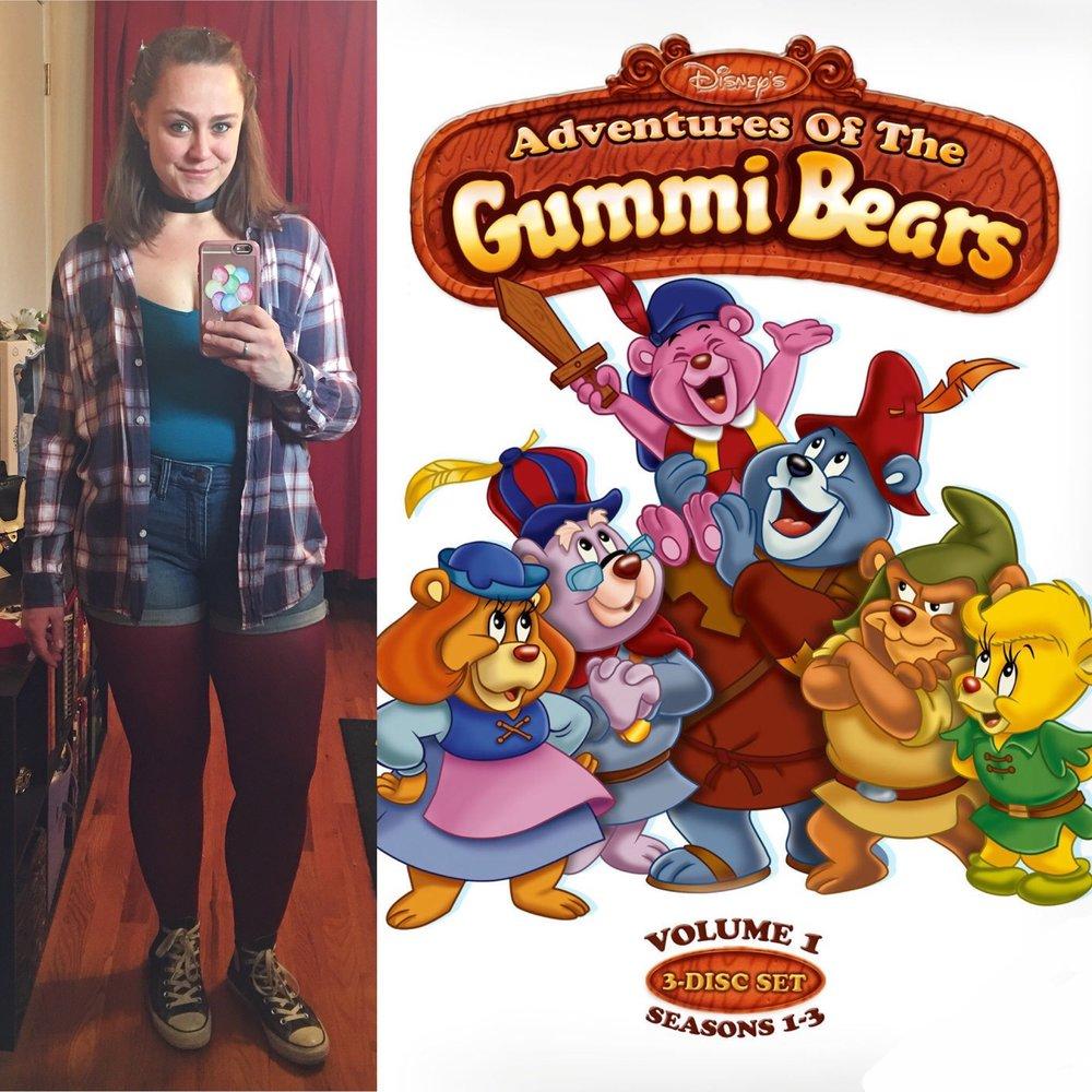 90's Style - Gummi Bears