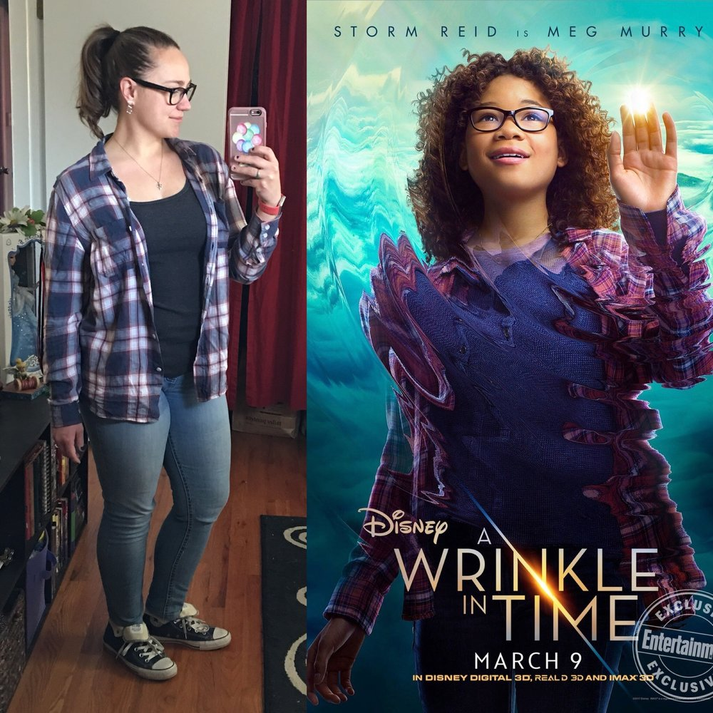 A Wrinkle in Time - Meg Murry