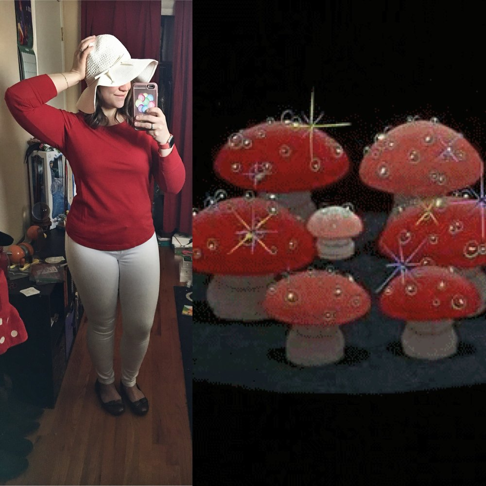Fantasia - Mushrooms from the Chinese Dance of the Nutcracker Suite