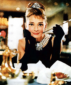 Holly Golightly: the patron saint of basic bitches.