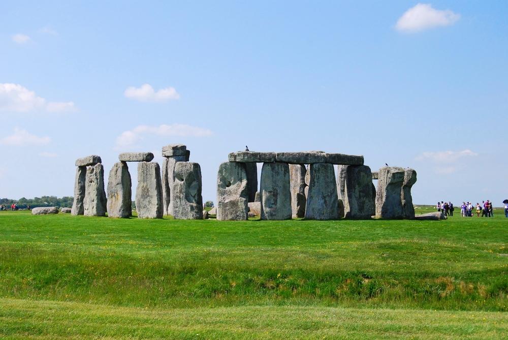Stonehenge in all it's glory!