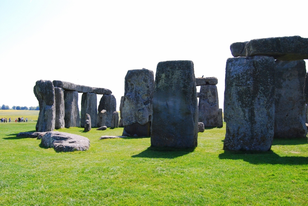 Stonehenge - a closer look at the most famous stones in the world!