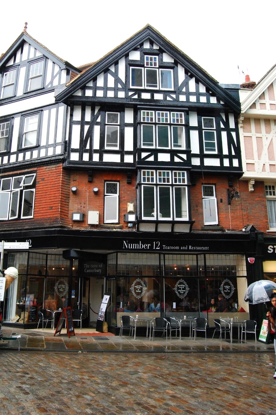 Canterbury - Historic Town Centre