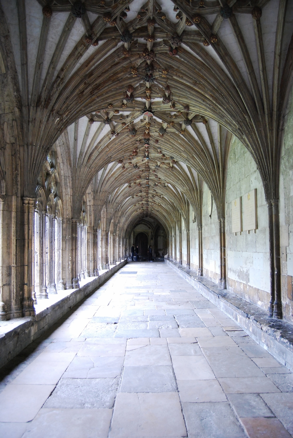 Canterbury Cathedral - Love the halls <3