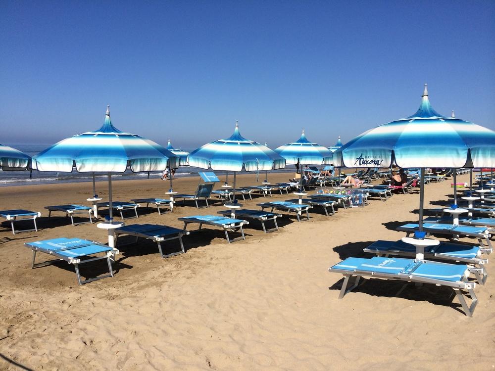Sperlonga beach, Italy.  Www.ohmightycoffee.com