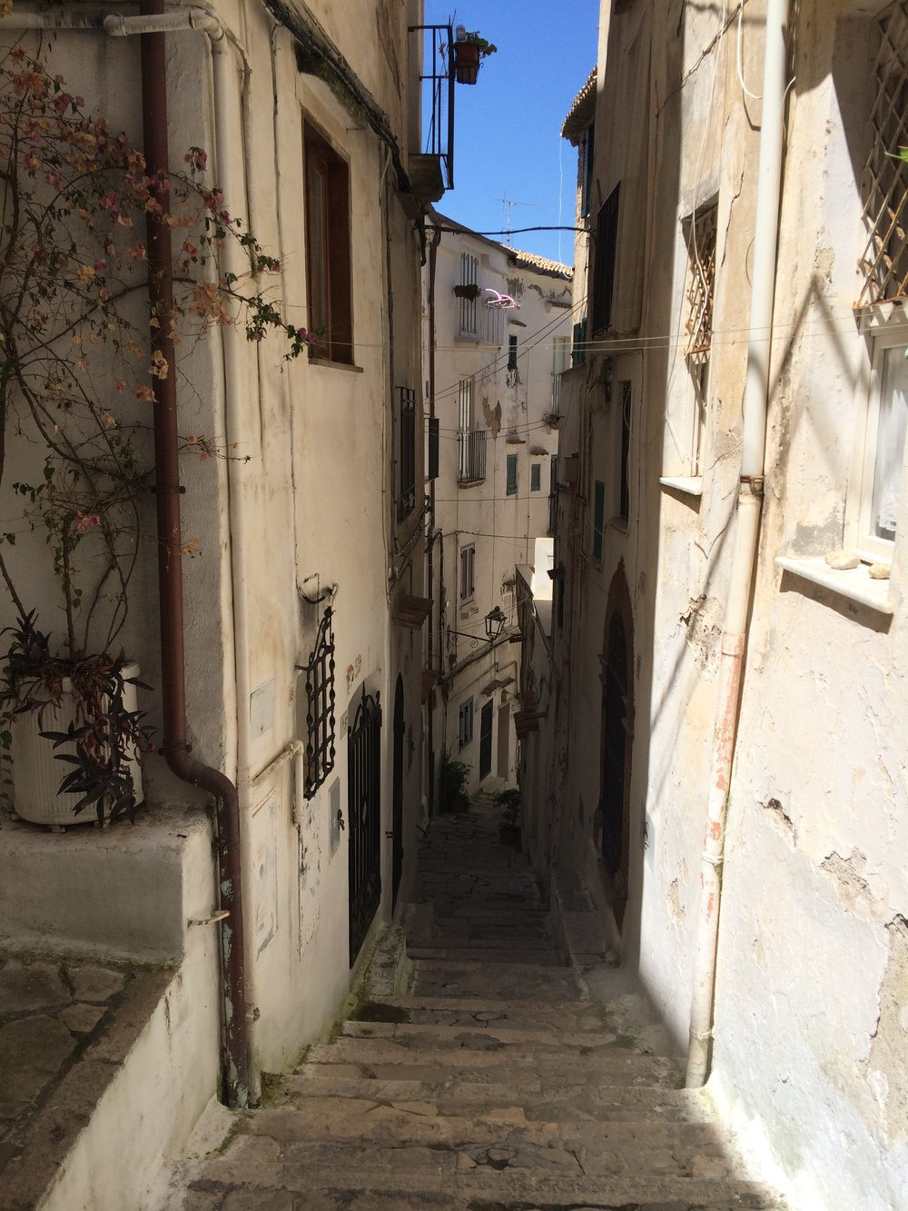 Sperlonga, Italy.