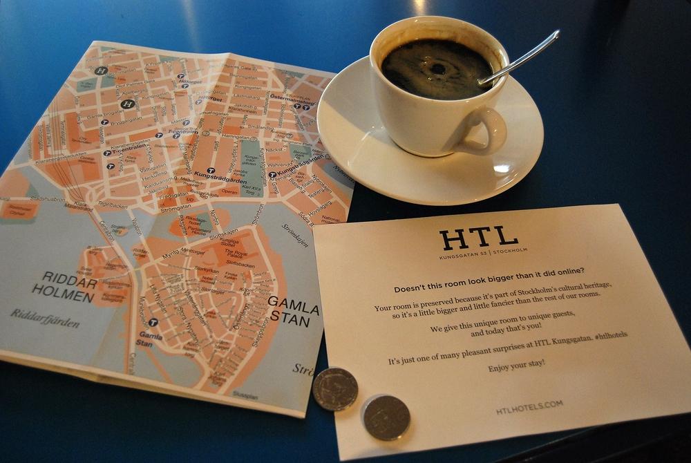HTL Kungsgatan  www.ohmightycoffee.com