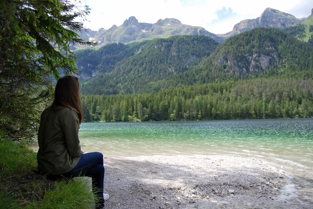 Lago di Tovel, Italy  www.ohmightycoffee.com
