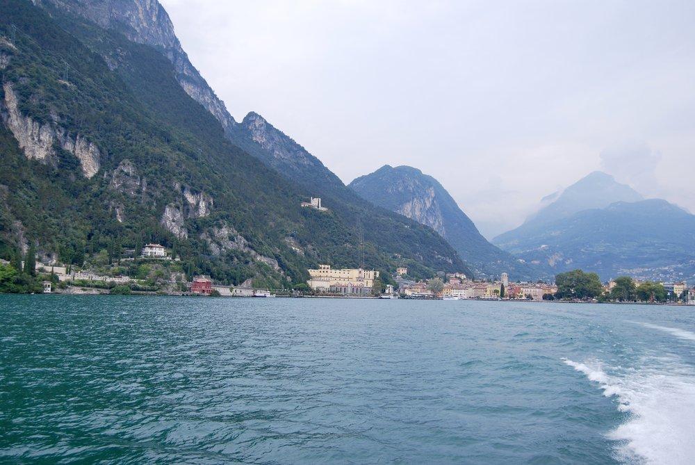 www.ohmightycoffee.com    Lake Garda, Italy