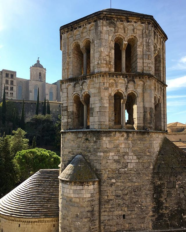 Strolling around Girona for a day only is NOT enough! 😭 #spain #gameofthrones