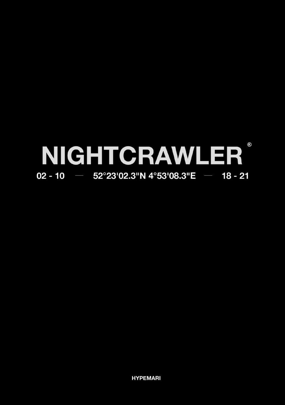 NIGHTCRAWLER ZINE