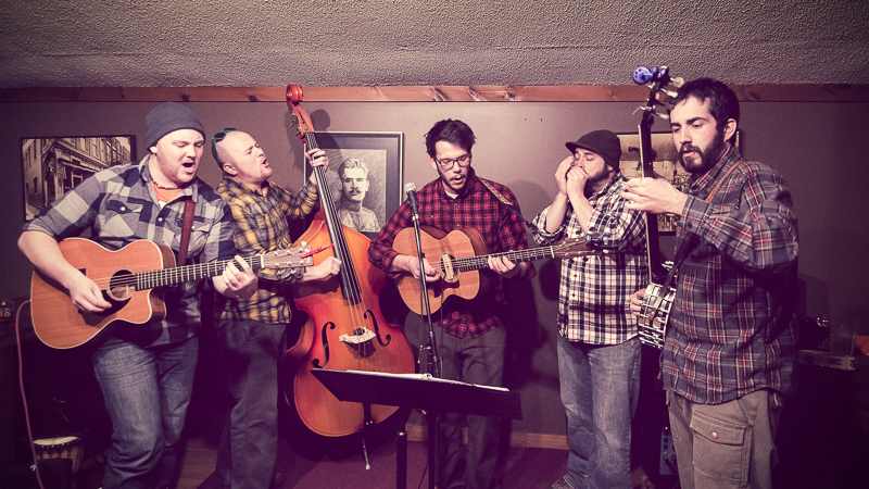 Fremont Street String Band