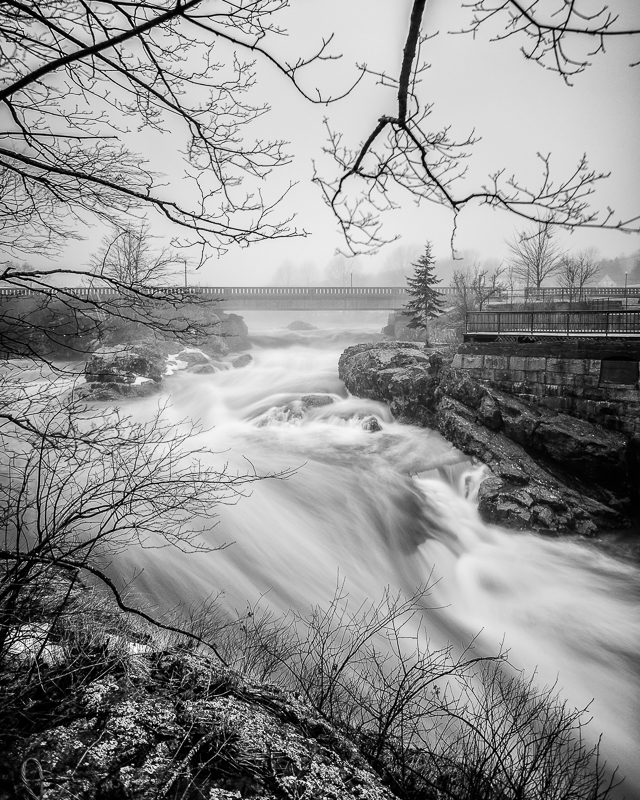 Foggy Water and my First Use of the Big Stopper