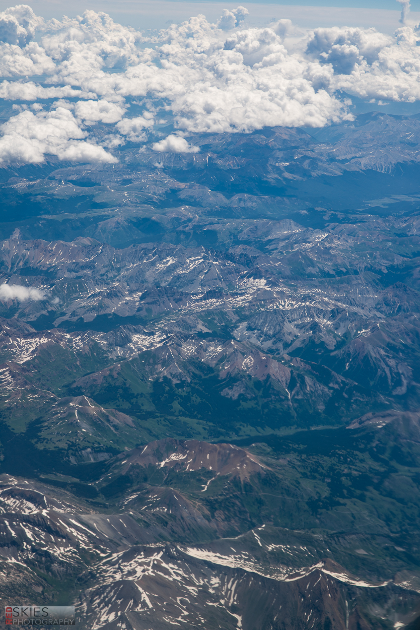 And just another view of similar mountains, again in Northwest Texas I believe.