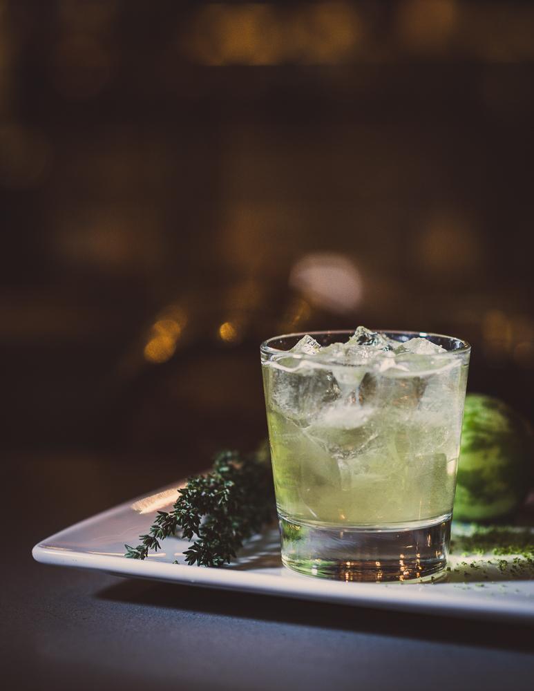 Fresh Herb cocktails