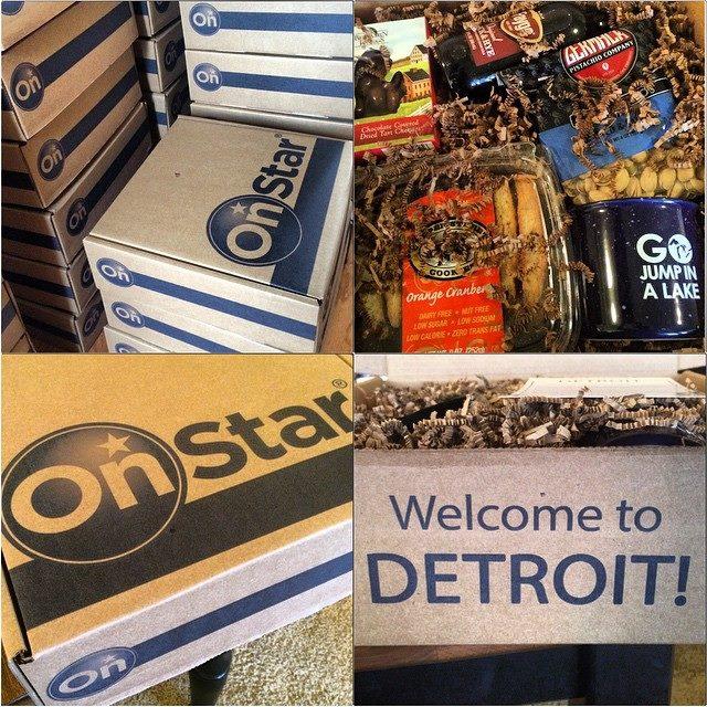 OnStar Welcome