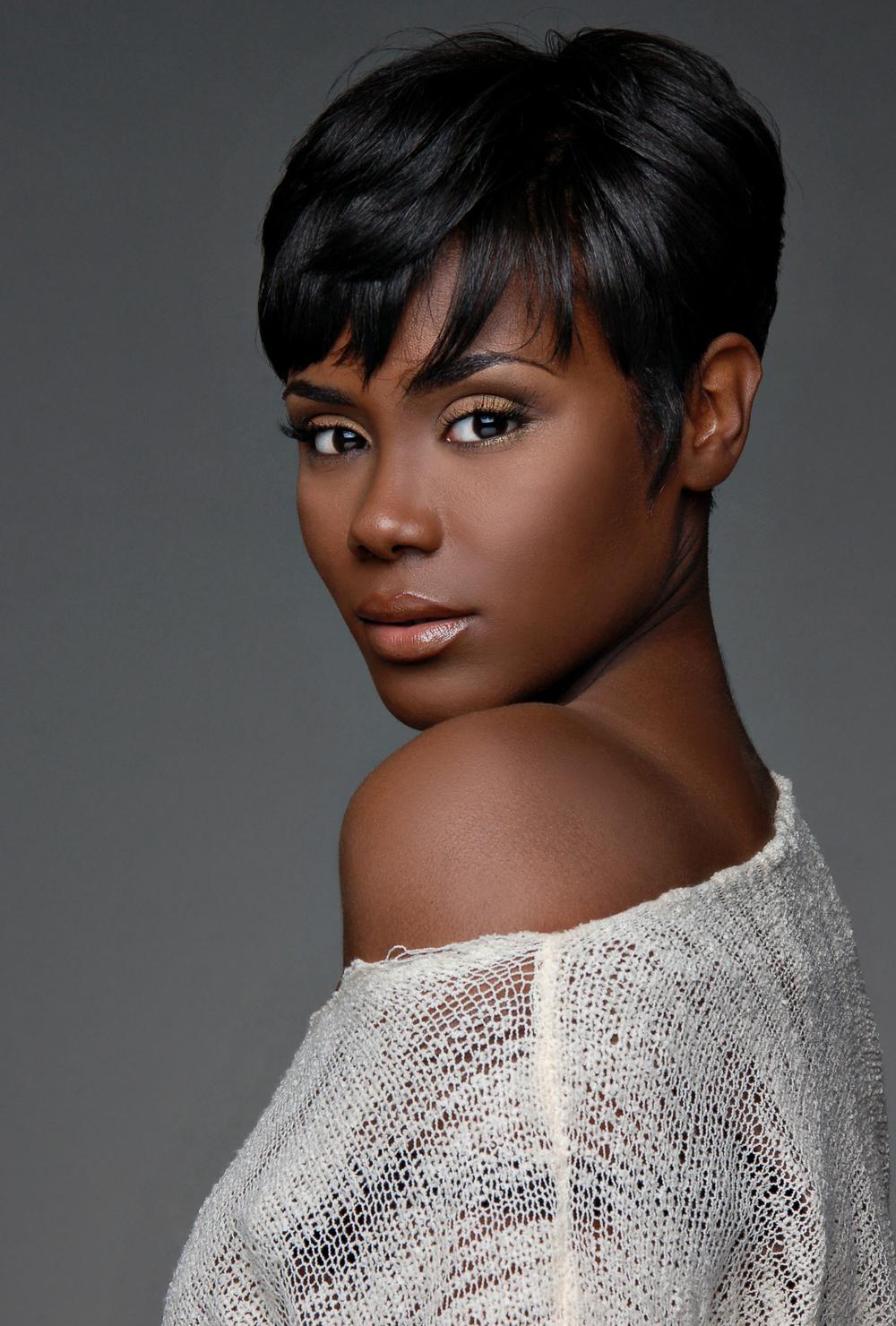 black-african american-woman-sondrea salon-natural-relaxer-shampoo-affirm relaxer