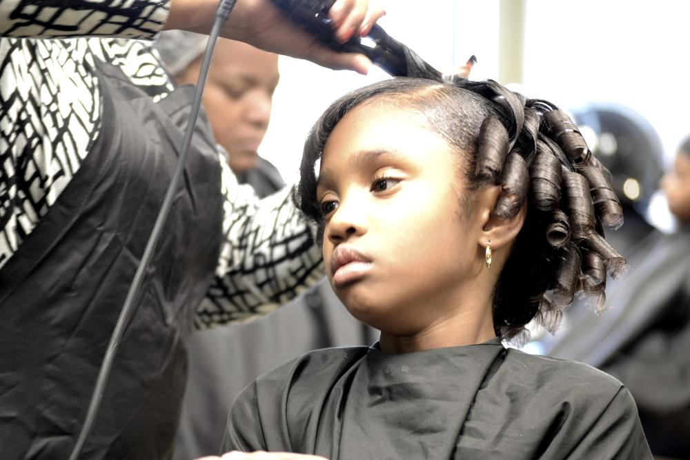 Signature Children-sondrea-African American-hair care-salon-natural hair-relaxer-el paso- texas-ethnic