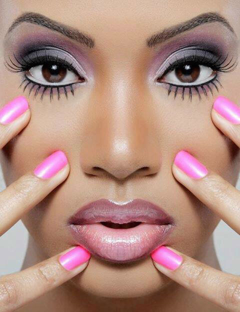 Young Nails - sondrea's signature styles salon and spa - ethnic african american woman - nails - manicure - el paso texas.jpg