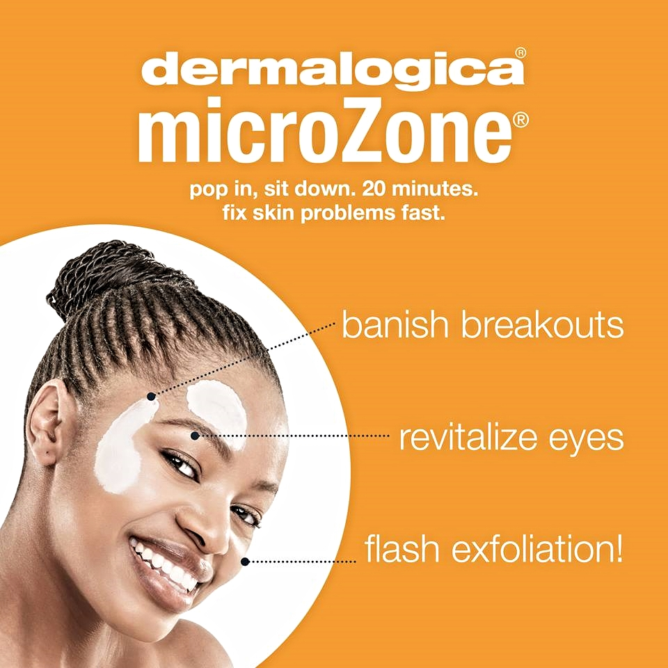 Dermalogica -black-african-american-women-sondreas signature styles salon and spa - ethnic - women of color -  natural hair - relaxed hair - textured hair-skin health