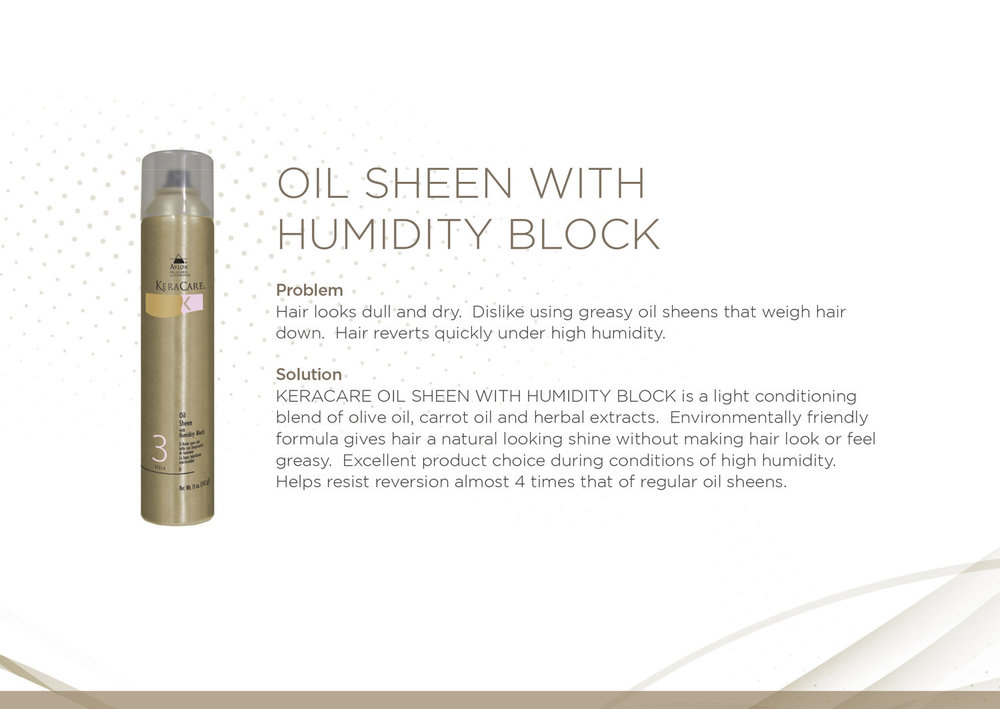 KeraCare Oil Sheen