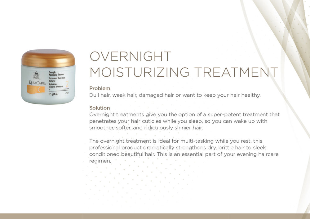 KeraCare Overnight Moisturizing Treatment