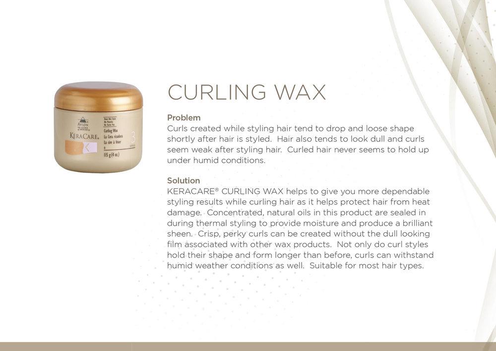 KeraCare Curl Wax