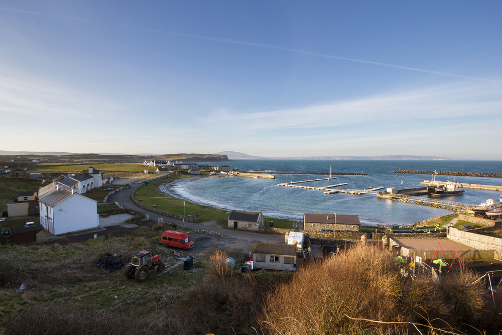 Another beautiful morning on Rathlin Island.