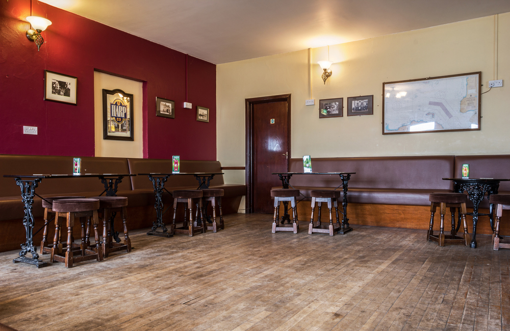 McCuaig's lounge bar