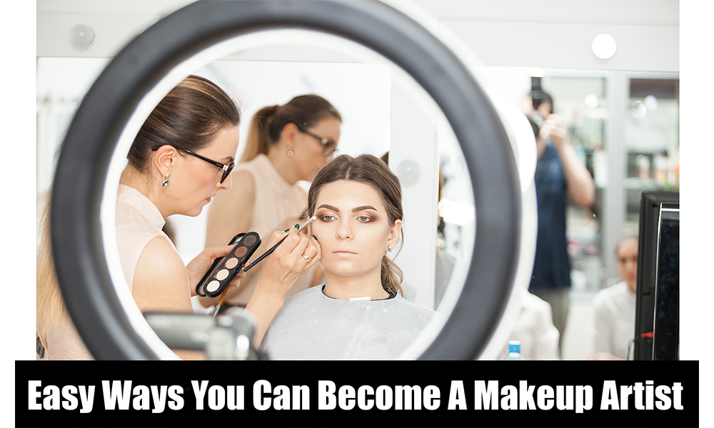Easy Ways You Can Become A Makeup Artist — Makeup Classes NYC by Nina Mua
