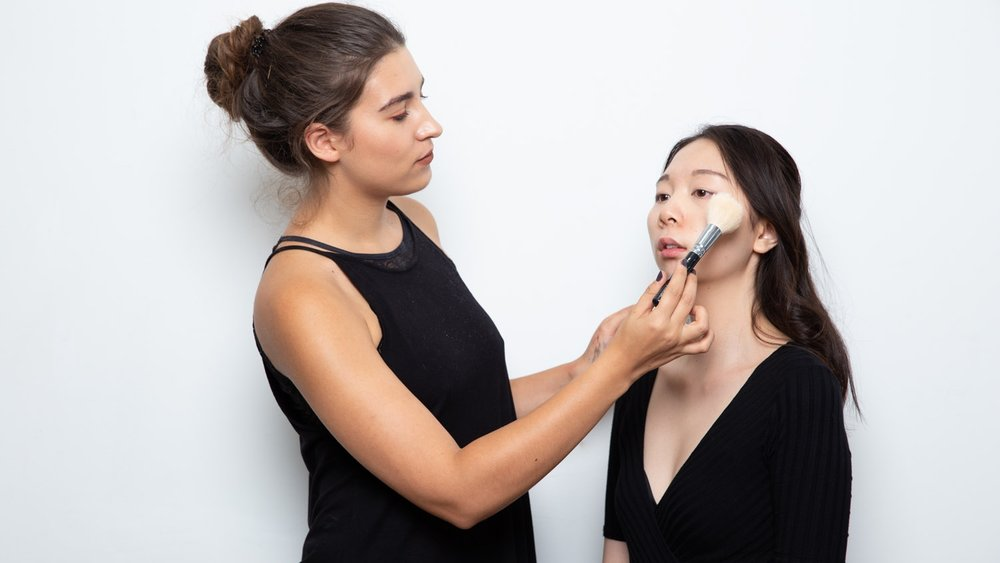 What it means to work as a makeup artist -