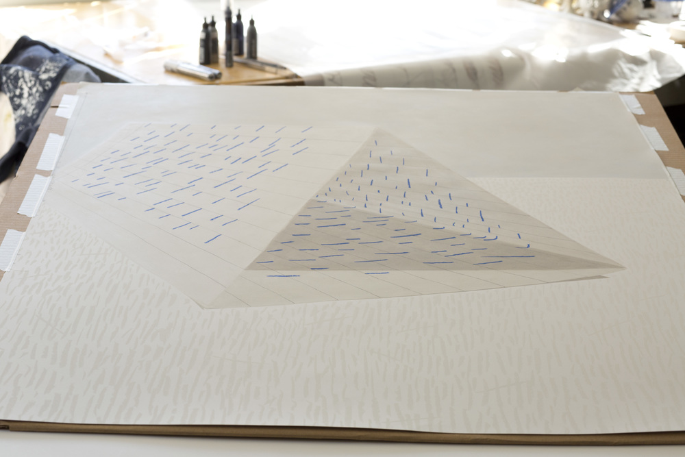 Untitled Work in Paper, Marfa