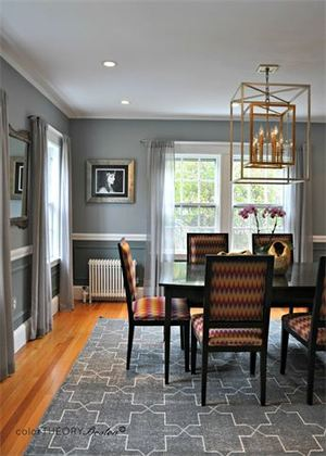 Boston Interior Design Color Consultation Paint Wallpaper Hanging Service