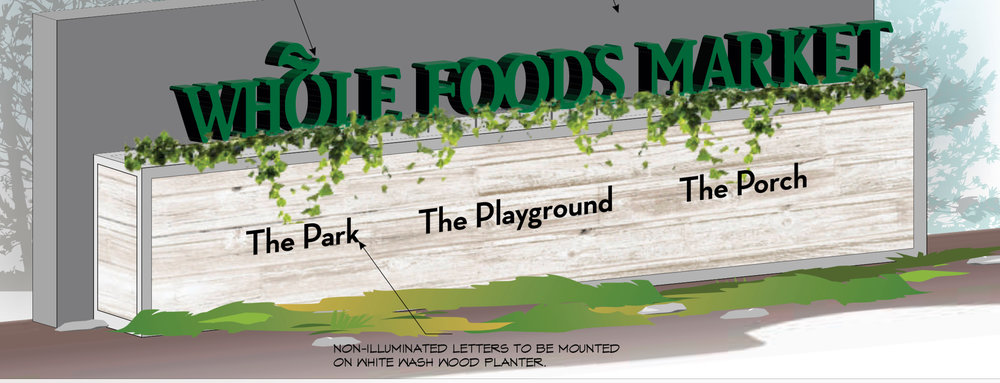 As part of The Park project, Malibu will be getting a Whole Foods designed specifically for the community. The new store will have a smaller footprint than most Whole Foods, with an intimate design and tons of outdoor seating.