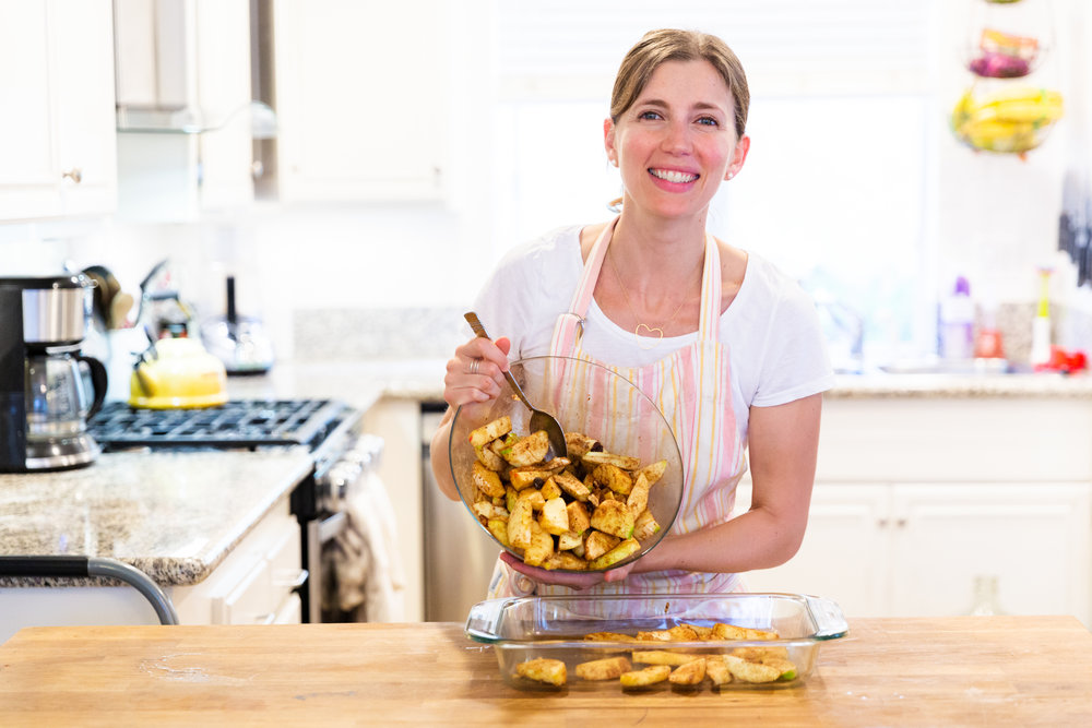Malibu chef Lauren Lobley.