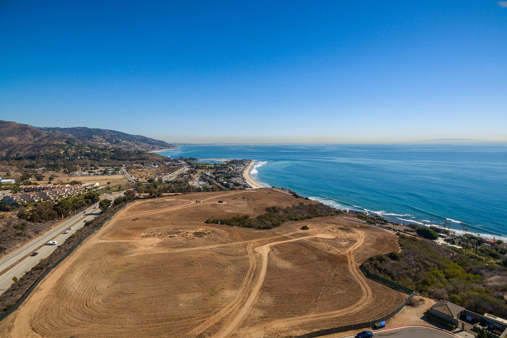 """Gillen earned headlines in 2017 when he paid $50 million for this 24-acre parcel of land on the Bluffs, the highest amount ever paid for land in Los Angeles' history. The site will house Gillen's latest venture, a 5-home uber-luxury development named """"The Case."""""""