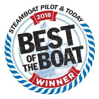 Voted Best Bar in The Boat 2018 - and we're stoked about it!