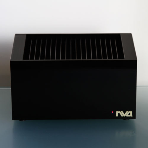 NVA A30 Stereo Amplifier - Front