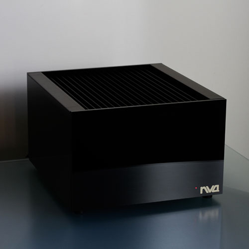 NVA A60 Stereo Amplifier - Front