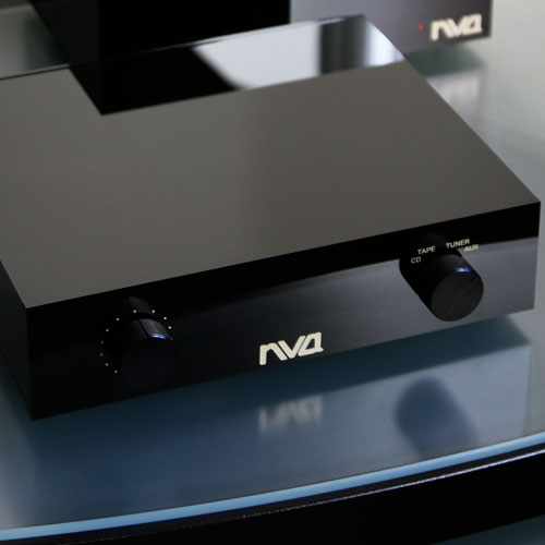 NVA P50 Preamplifier - Front