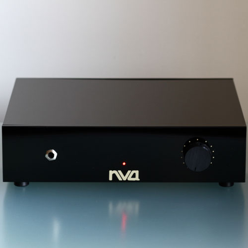 NVA AP10H Headphone Amplifier - Front